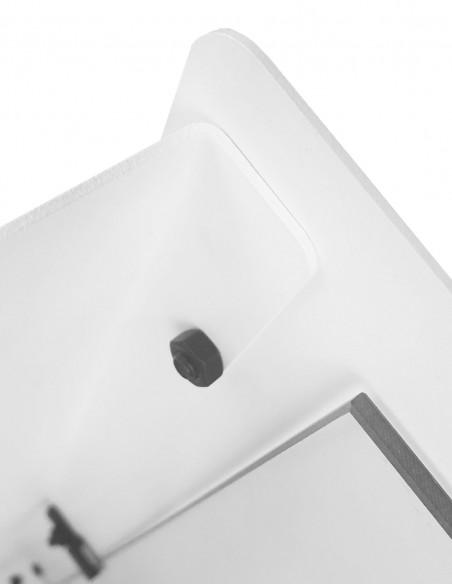 Granulebox 55kg blanc NUMERIK