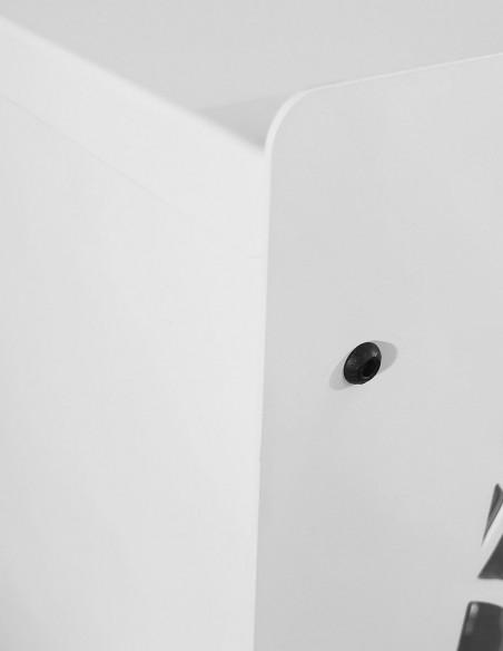 Granulebox 55kg blanc ARBRE