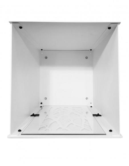 Granulebox 55kg blanc LABY