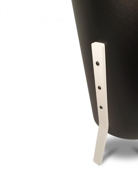 Rangement à pellets design